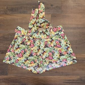 Spacegirlz floral shorts